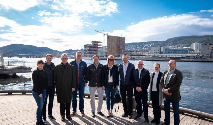 På frierferd i Oslo