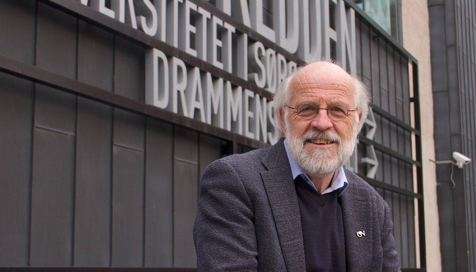 Rektor Petter Aasen