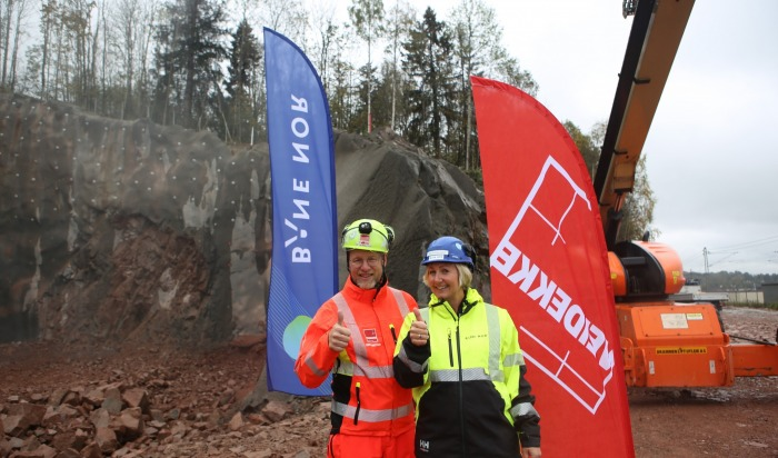 Tunnelkontrakt til to milliarder