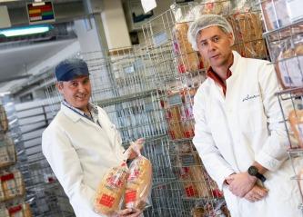 Selger syv millioner brød i året