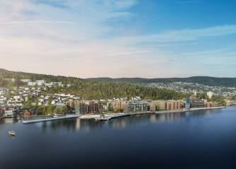 Ny bydel i Drammen – Drammen Slip & Verksted