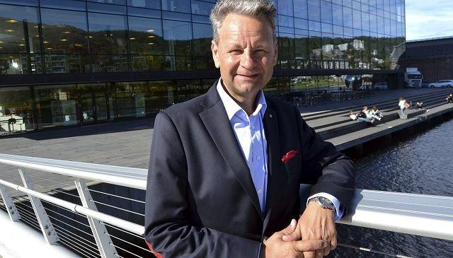 USN søker mentorer for studenter i Drammen