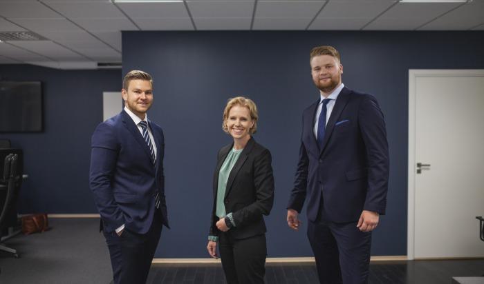 Forvaltningshuset blir Söderberg & Partners Wealth Management