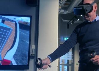 Ingeniør Ivar Pettersen går nye veier for utdanning av elektrikere