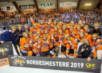 Frisk Asker Hockey -Nytt medlem i Næringsforeningen