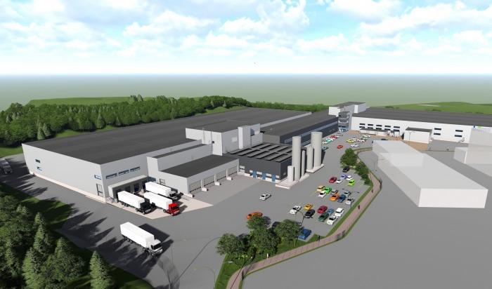 Bygger Bama-bygg på 32.000 kvm