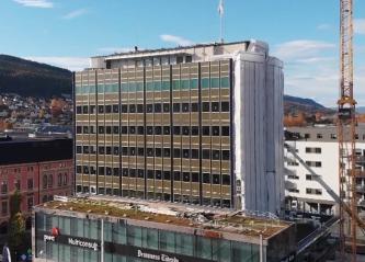 Derfor er Ticon-bygget nominert til Cityprisen