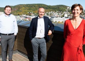 IT-konsulentselskapet Bouvet satser i Drammen