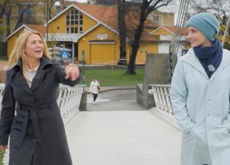 Bedriftsledere på Østlandet: Drammen pop hos kontorbrukerne