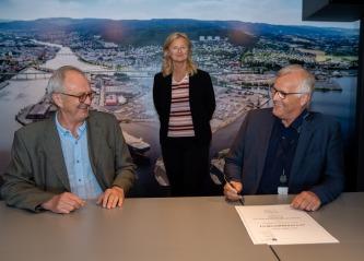 Skal bygge en av Drammens høyeste konstruksjoner – under vann