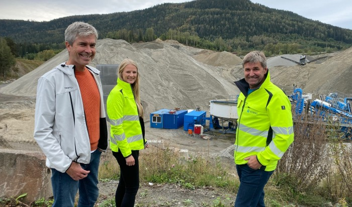 NOMAS- Norsk Massehåndtering AS tar grep for fremtiden