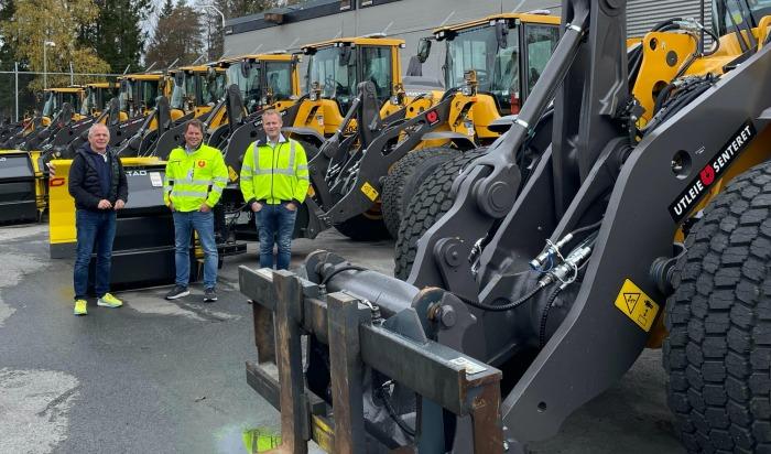 Møter snøen på OSL med ny kontrakt og nye maskiner