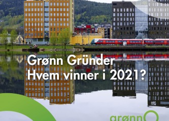 Hvem bør vinne Grønn Gründer-prisen i 2021?