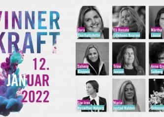 Kvinner Med Kraft – hvem er de? – Velkommen til neste års konferanse 12. januar 2022
