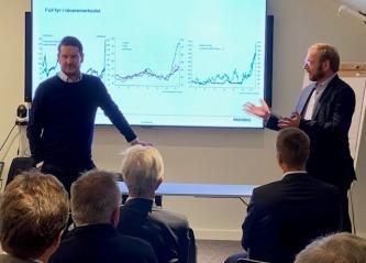 Norsk økonomi går over i ny fase: – Norsk økonomi har skutt fart siden gjenåpningen startet i april